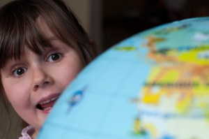 La mappe monde d'Emma