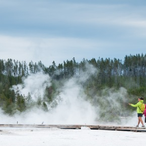 Yellowstone, le parc des superlatifs