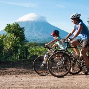 Nicaragua: Ometepe, et lereste